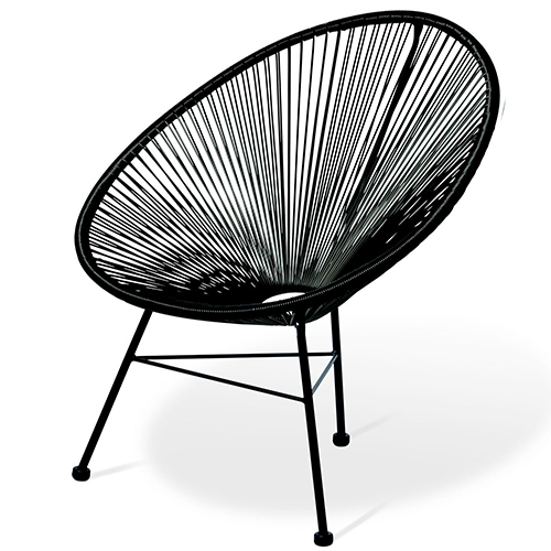Acapulco-Chair—Black