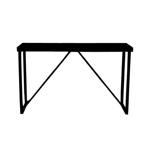 Cairo-6-Seater-Cocktail-Table—Black