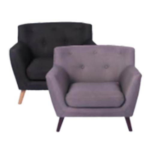 Emma-Single-Seater-Couch—Light-Grey-_-Dark-Grey