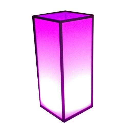 LED-Perspex-Plinth
