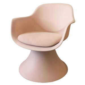 Lotus-Occasional-Chair—Pink