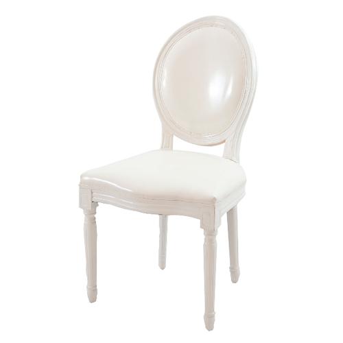 Louis-Chair—White