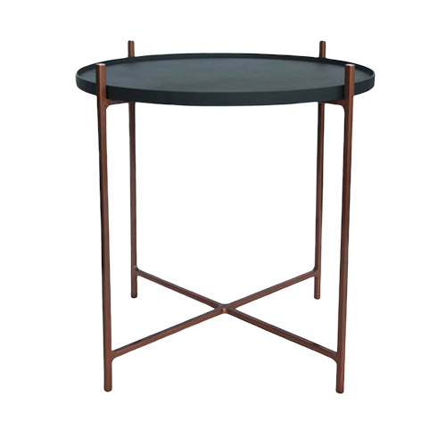 Marian Round Lamp Table