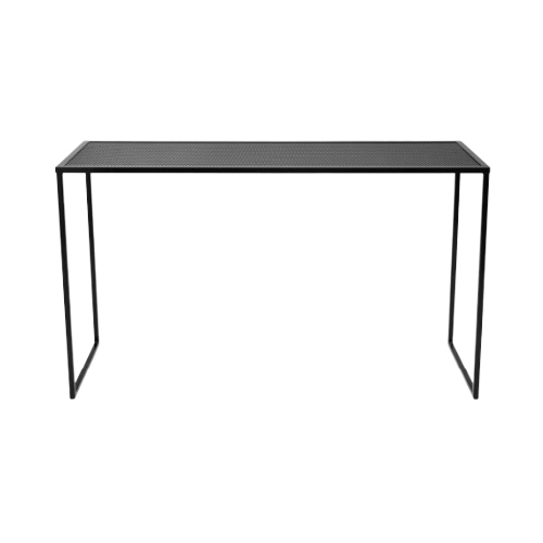 Mesh-Conversation-Table—Black