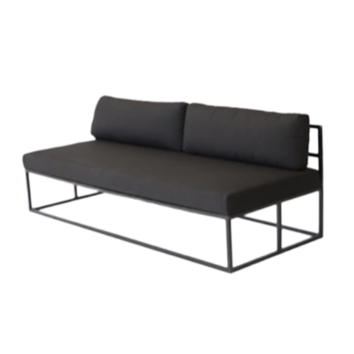 Metal-Couch
