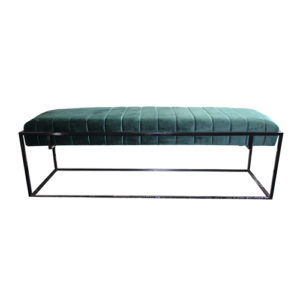 Orpheo-Bench—Emerald-Green