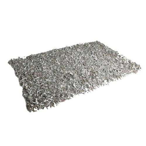 Shaggy-Rug—Silver
