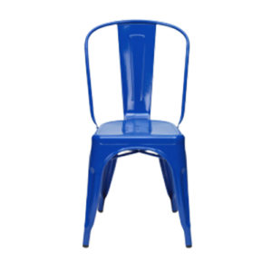 Tolix-Cafe-Chair—Blue