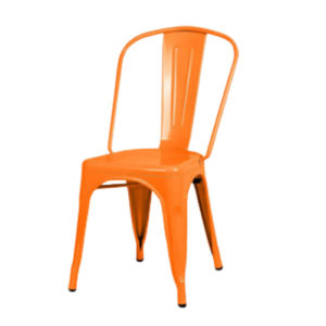 Tolix-Cafe-Chair—Orange