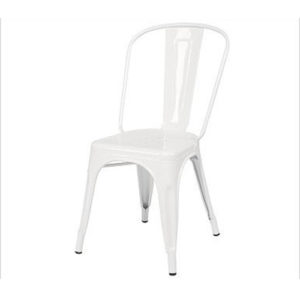 Tolix-Cafe-Chair—White