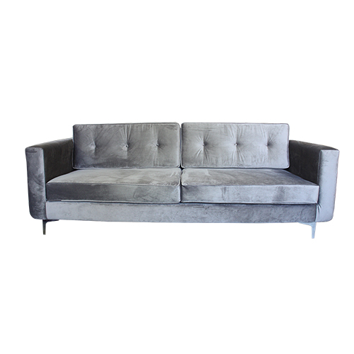 Tosca-Double-Seater-Couch—Charcoal