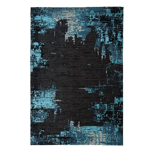 Valeria-Blue-and-Black-Rug